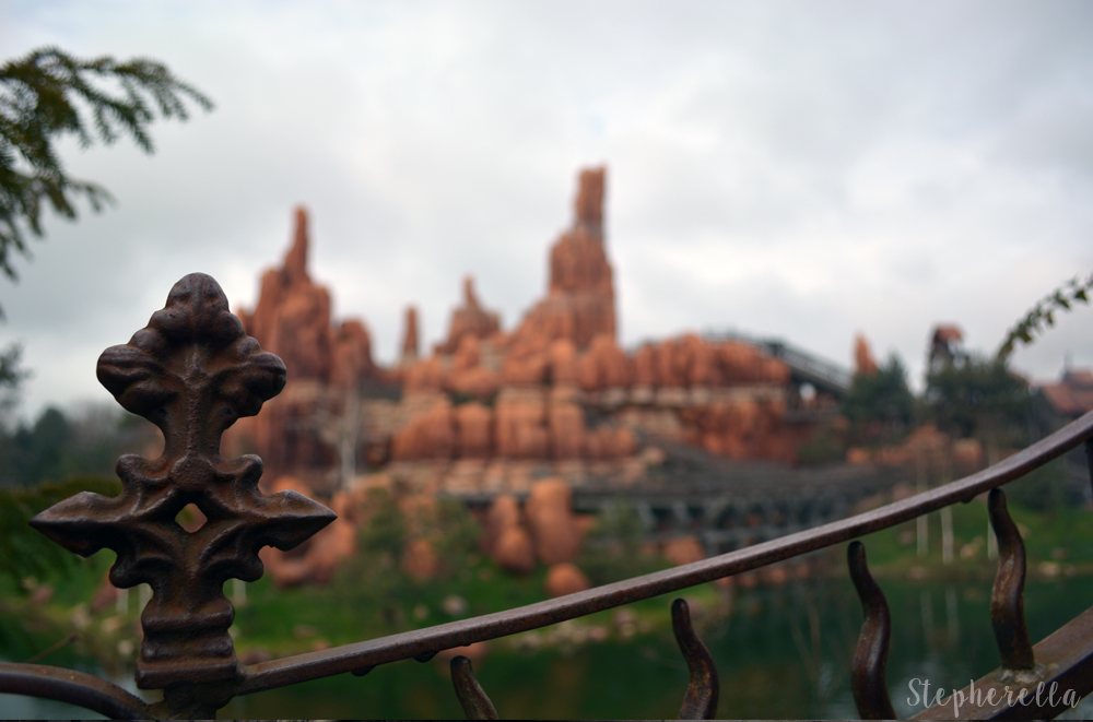 Big Thunder Mountain - Stepherella