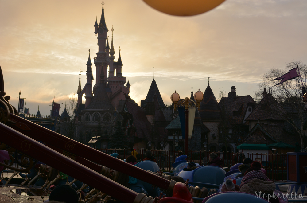 Capturing The Magic At Disneyland Paris