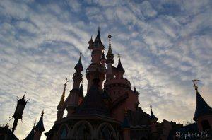 Sleeping Beauty's Castle DLP