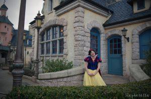 Snow White Disneyland Paris