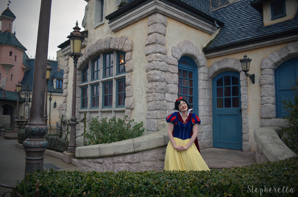 Snow White - Stepherella