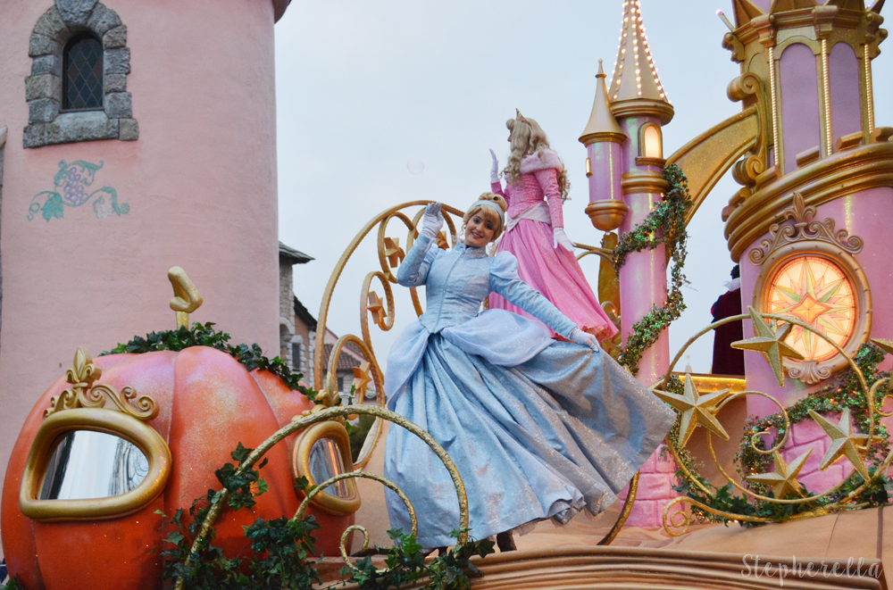 Magic On Parade Cinderella