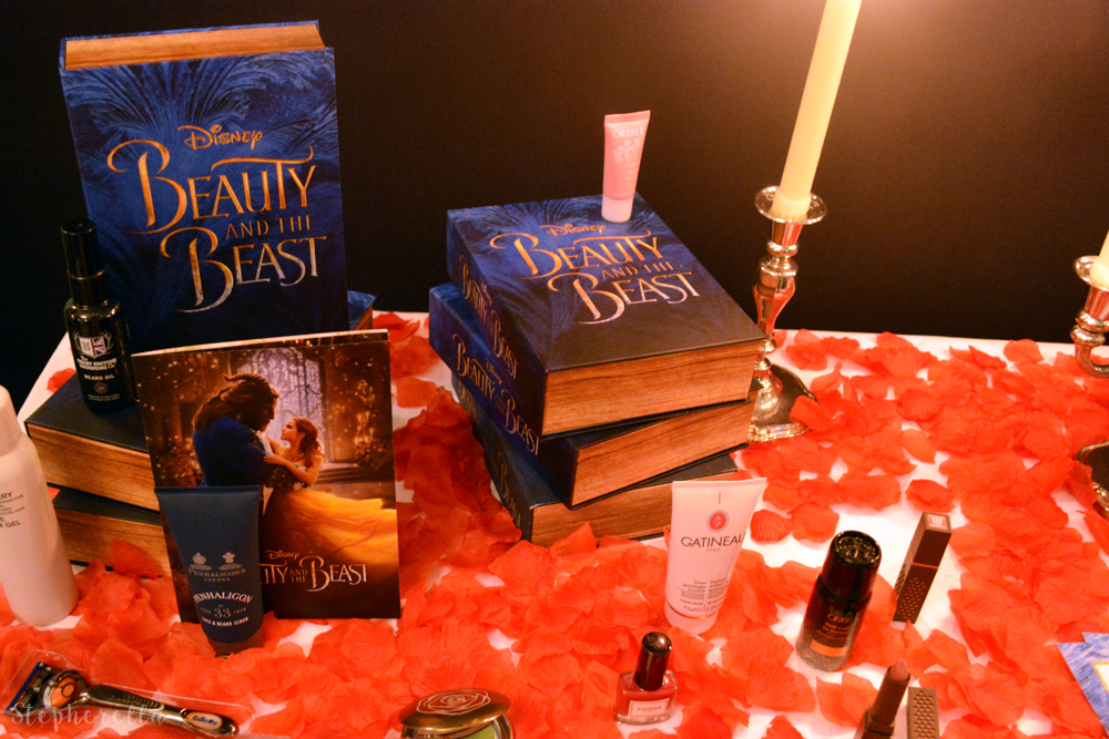 Beauty and The Beast Box LIB