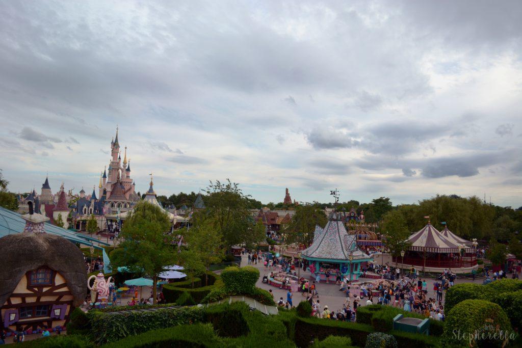 Disneyland Paris Attractions Check List