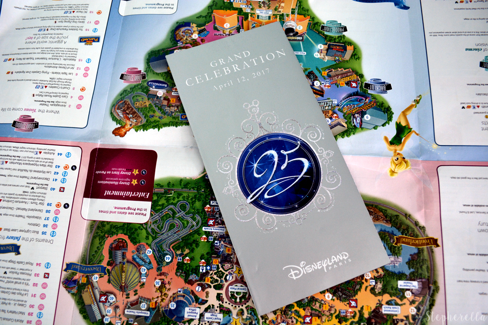 25th Anniversary Disneyland Paris