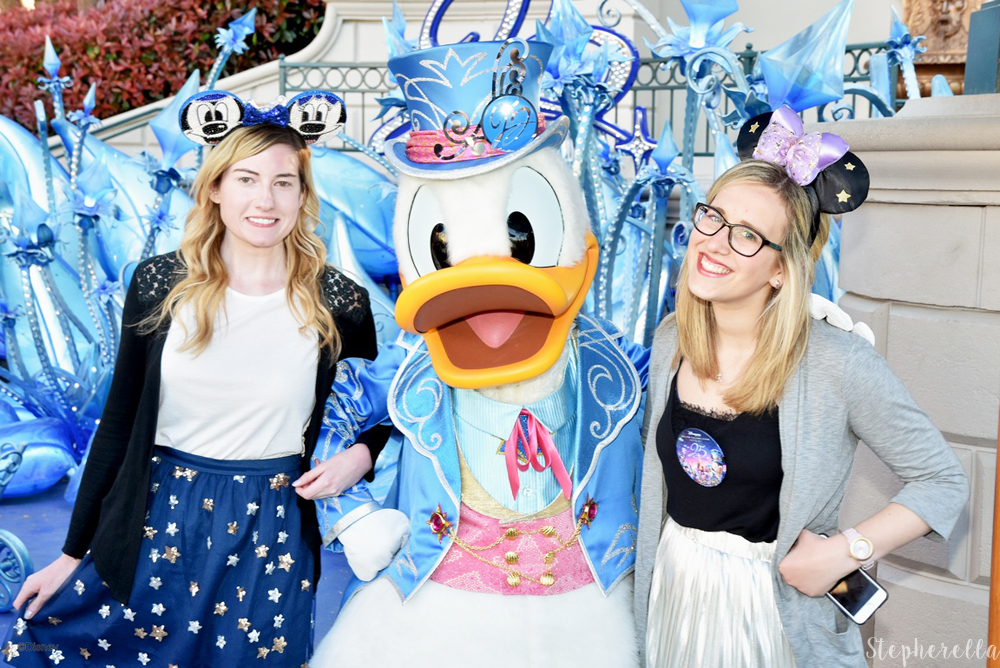 Donald-Duck-Meet-Disneyland-Paris