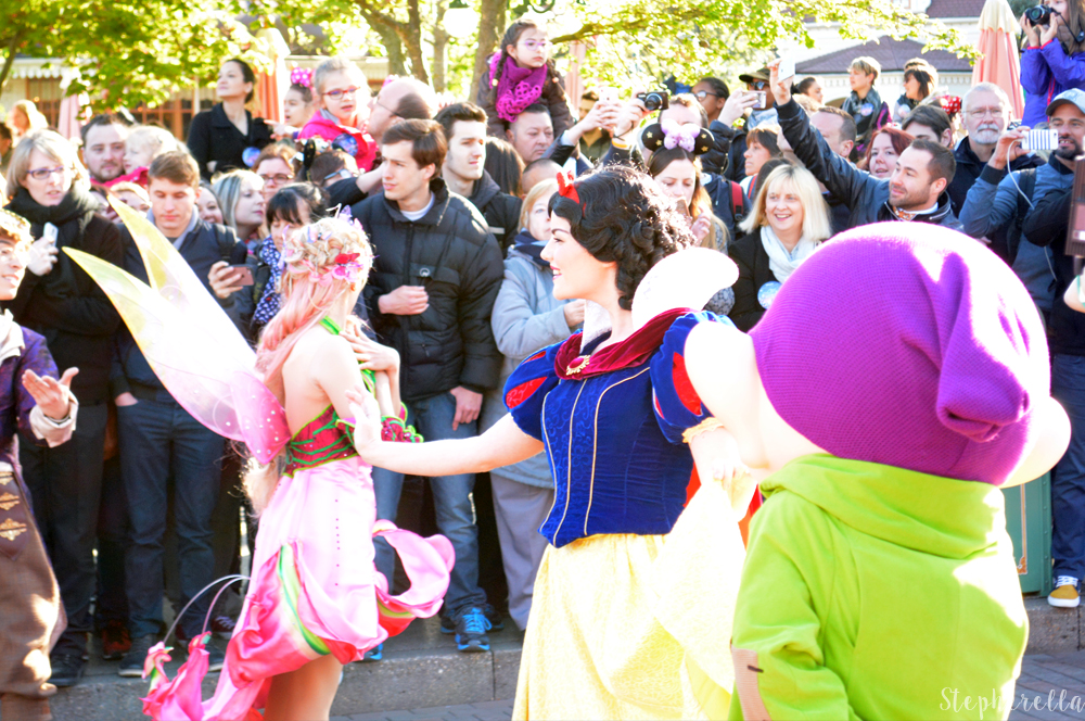 Opening-Ceremony-Stepherella-Disneyland-Paris