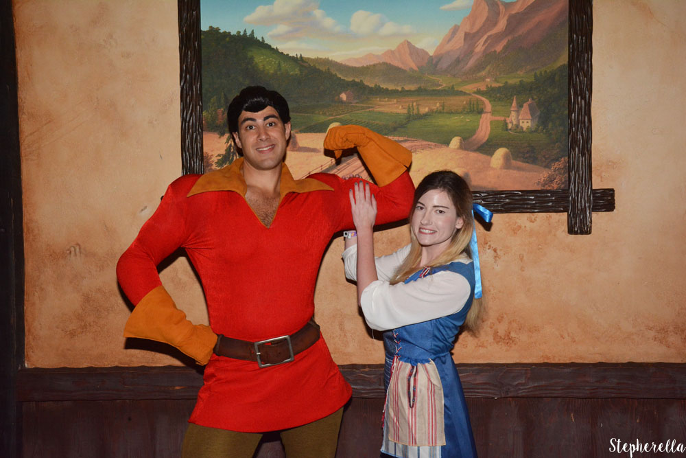 Gaston-Walt-Disney-World