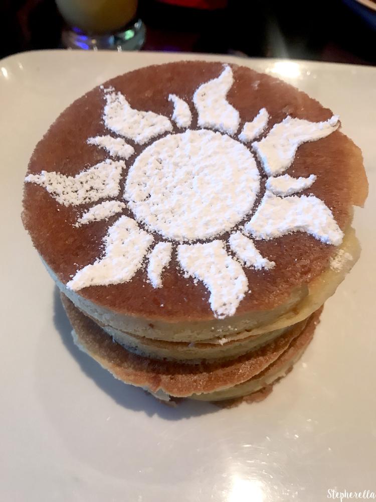 Rapunzel-Pancakes