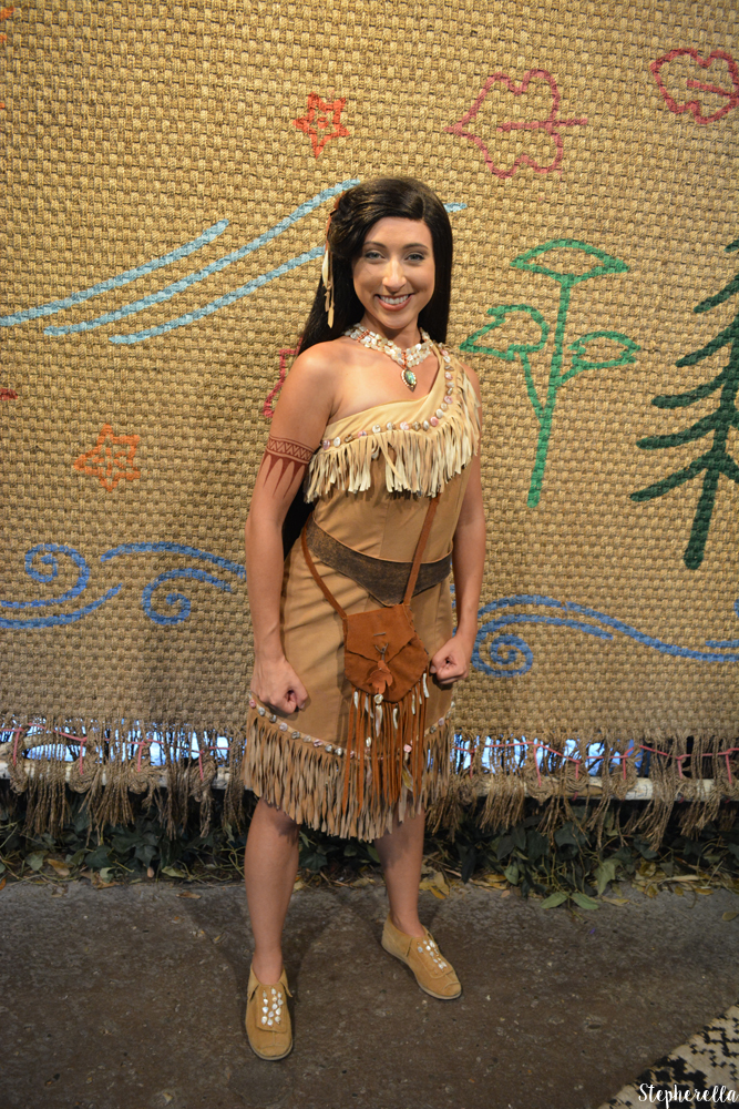 Meeting-Pocahontas