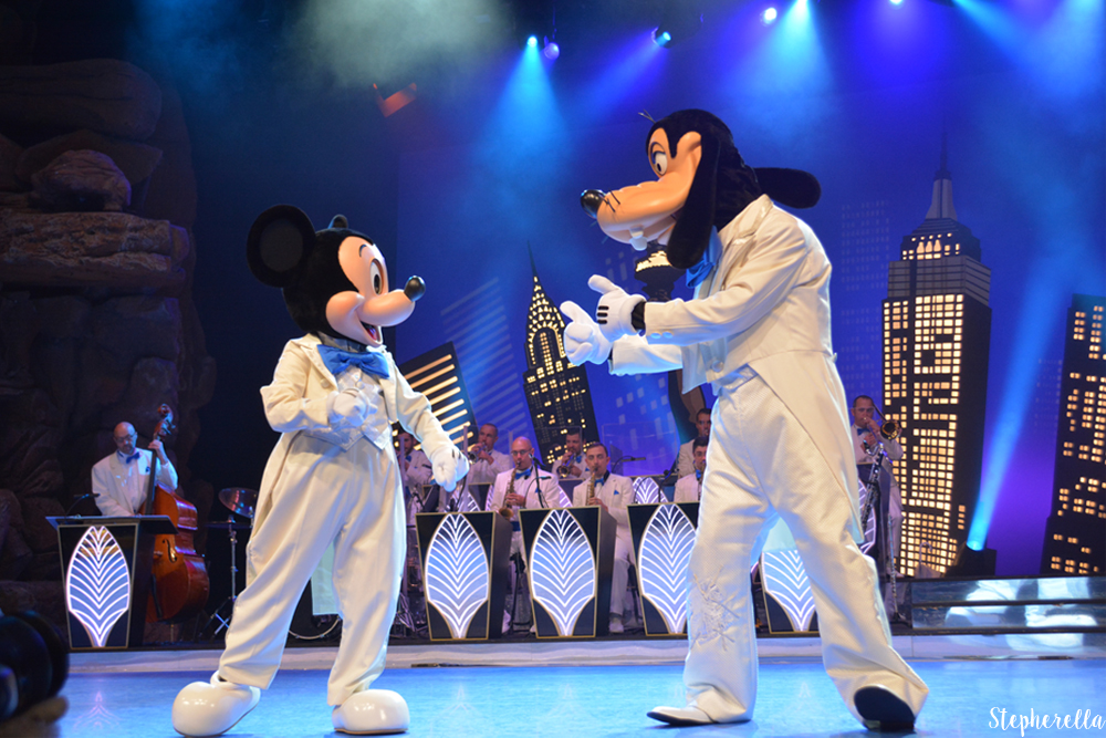 Mickeys Big Band Disneyland Paris
