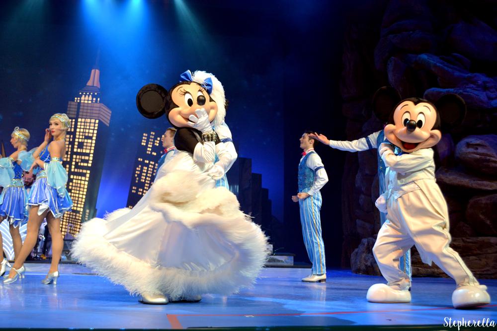 Minnie Big Band Disneyland Paris