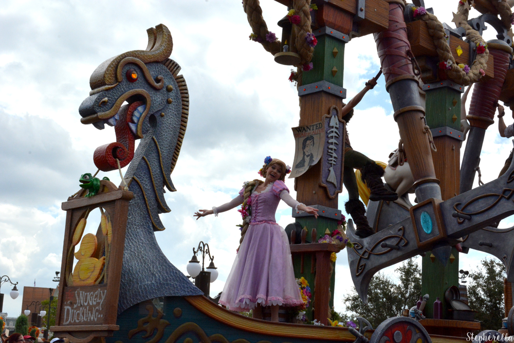 Disney Park Photography Tips