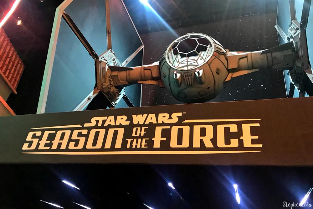 Season Of The Force Studio One