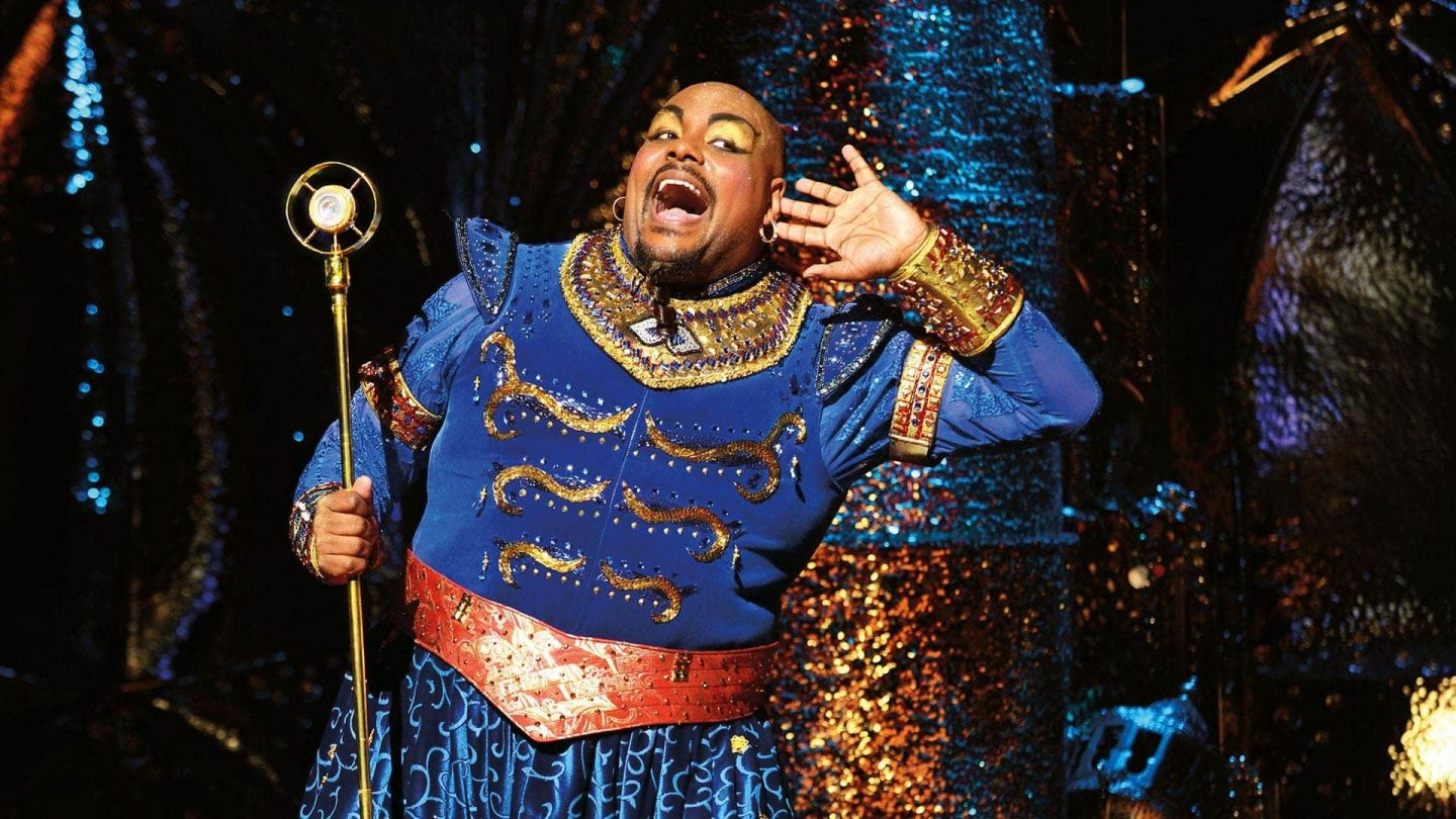 Aladdin – A Shining Shimmering Splendour In London's West End