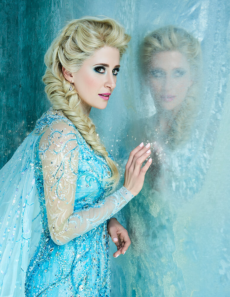 Elsa Broadway Photo by Andrew Eccles