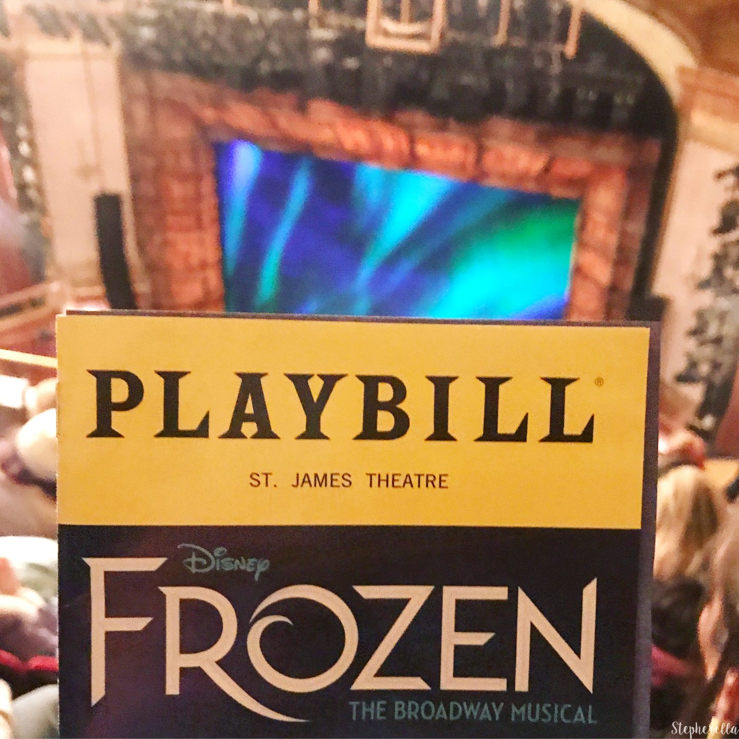 For The First Time in Forever Disney's Frozen Debuts on Broadway