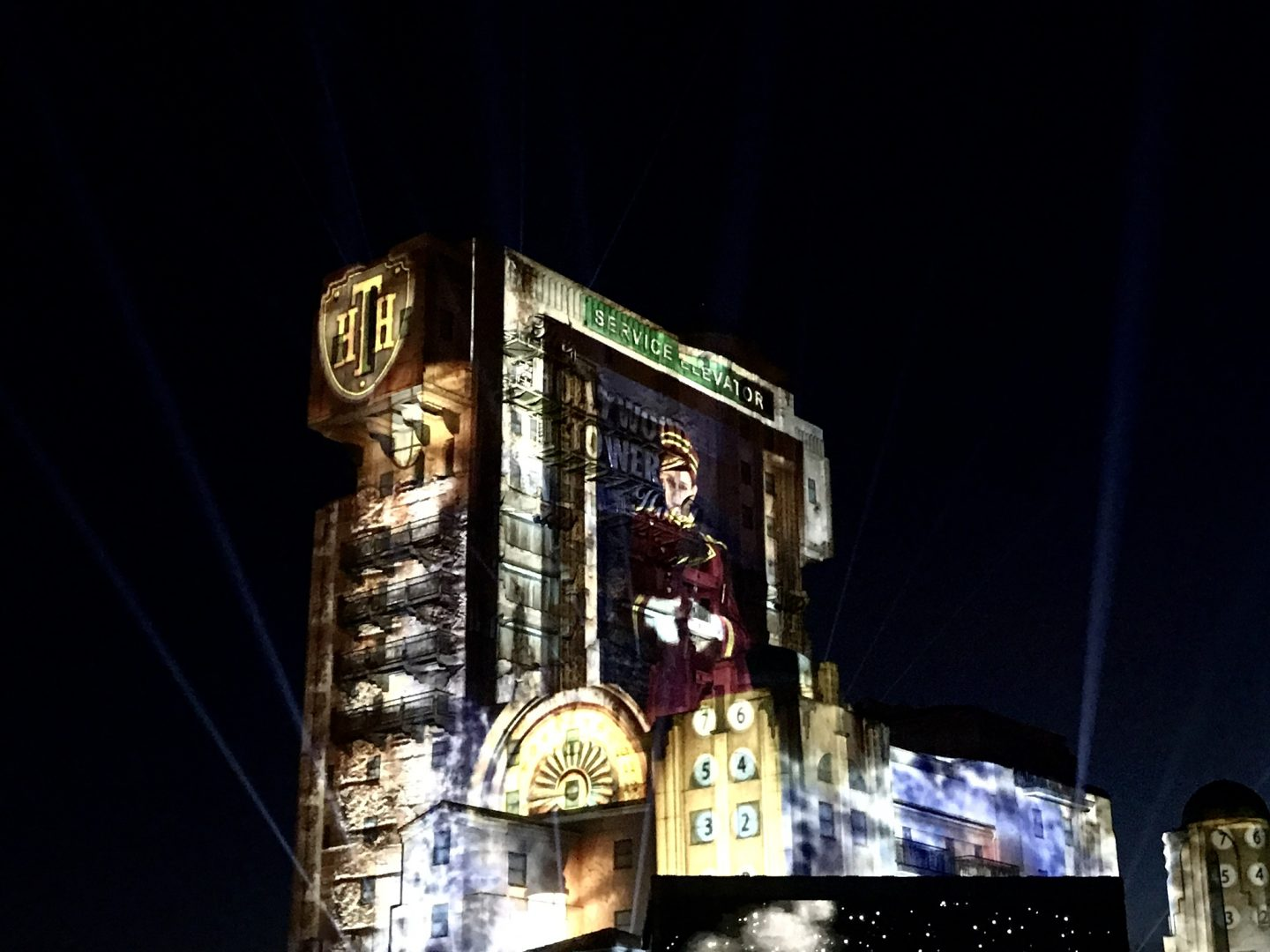 Tower Of Terror Tenth Anniversary Annual Pass Night – Disneyland Paris