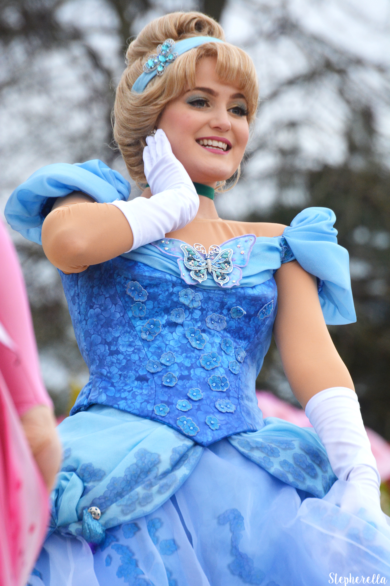 Team Pirates and Princesses Cinderella