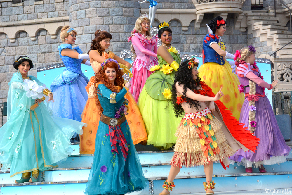 Choose Your Inner Power in The Festival Of Pirates and Princesses – Disneyland Paris
