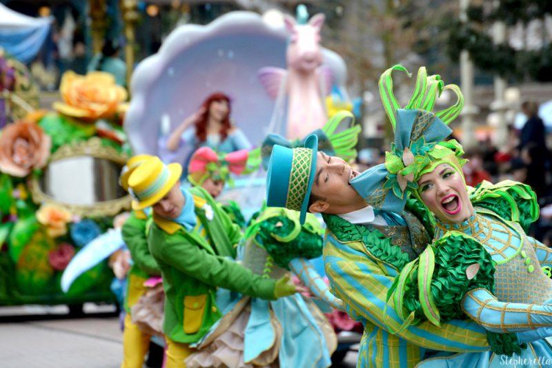 Pirates and Princess Festival Parade