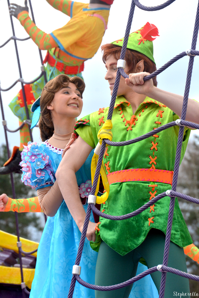 Team Princess or Team Pirates Peter and Wendy