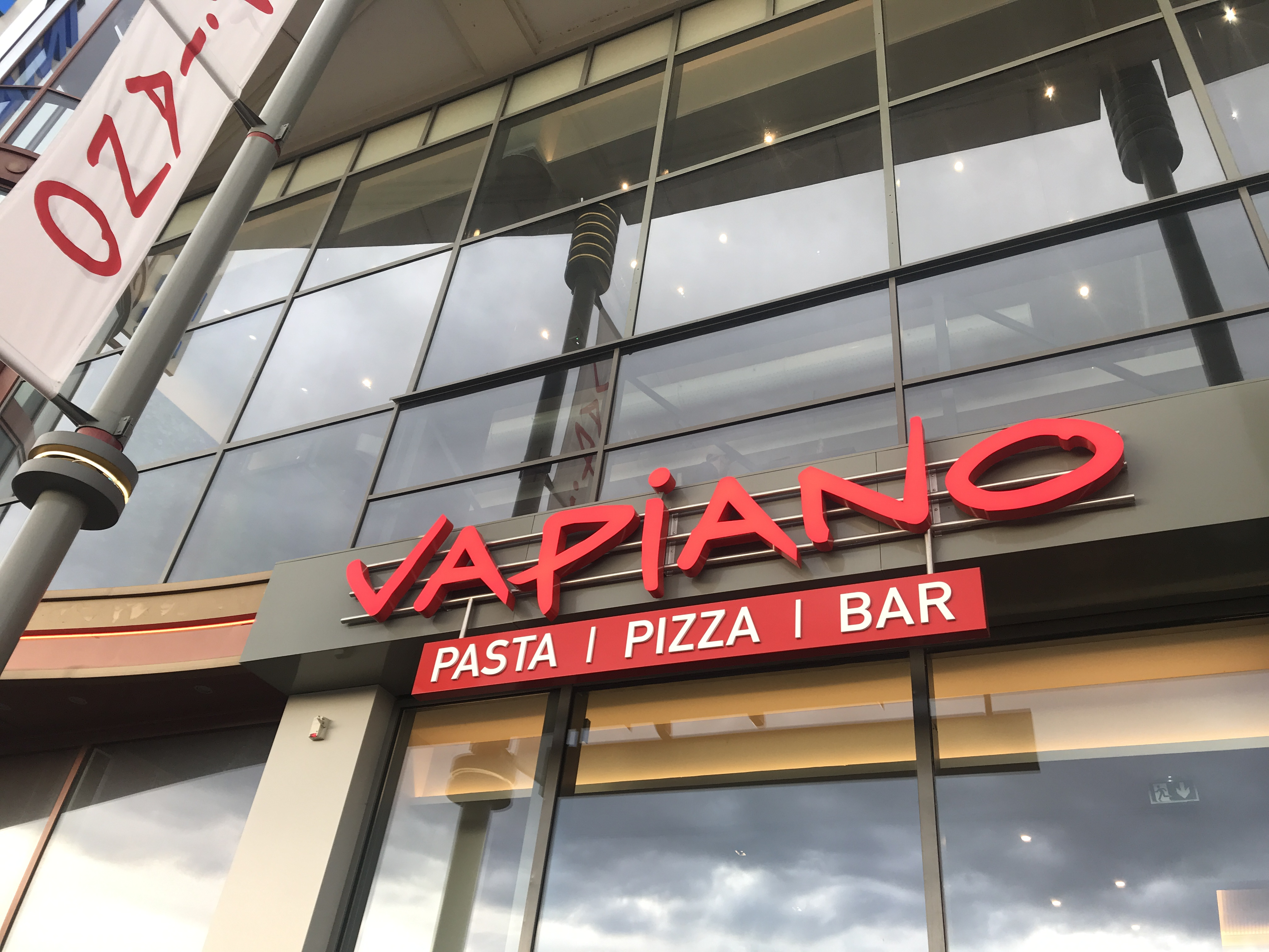 Vapiano Disneyland Paris Guide