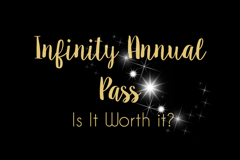 Infinity Annual Pass Disneyland Paris
