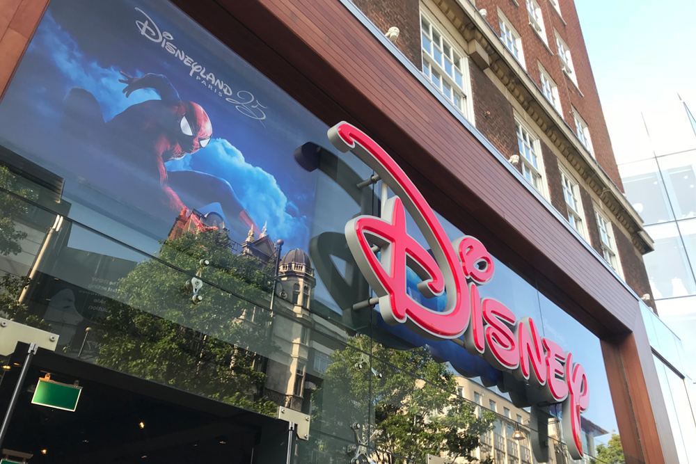 Marvel Summer Of Superheroes Disney Store Oxford Street