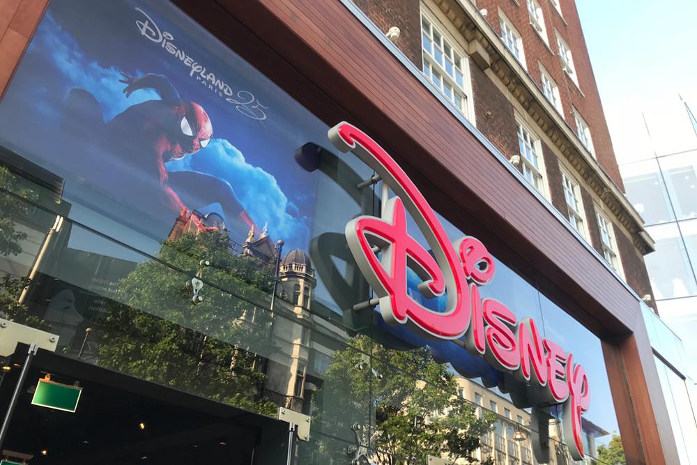 Summer of Superheros Disney Store