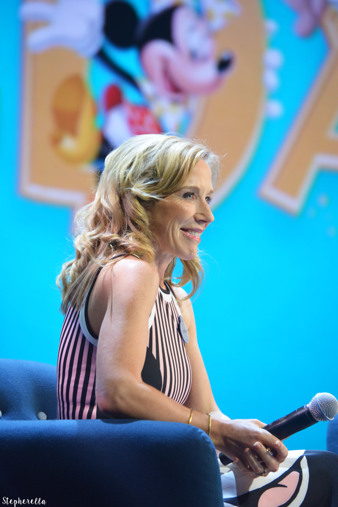 Catherine Powell Conference FanDaze Disneyland Paris