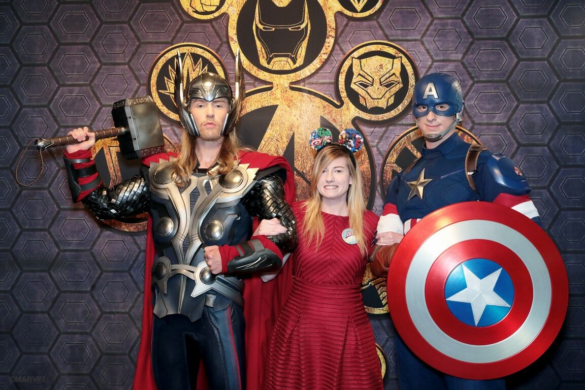 Marvel Dinner – A Heroic Experience