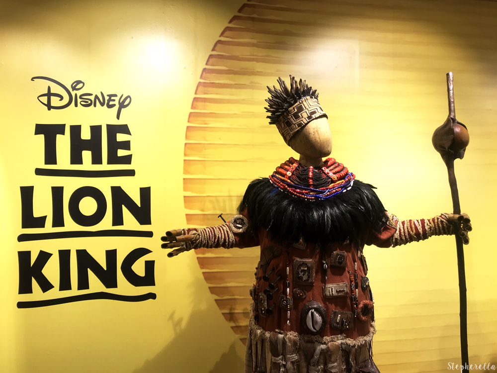 Disney's The Lion King & Aladdin Feature in a Pop Up Experience This Summer