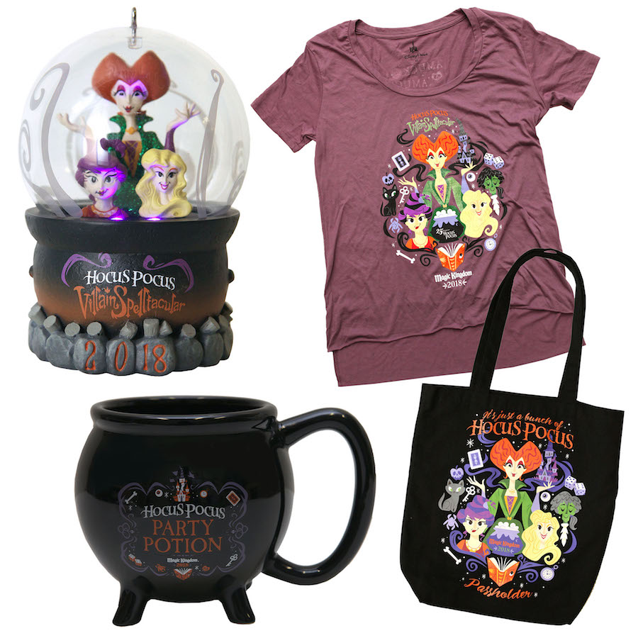 Hocus Pocus Mickey's Not So Scary Halloween Party