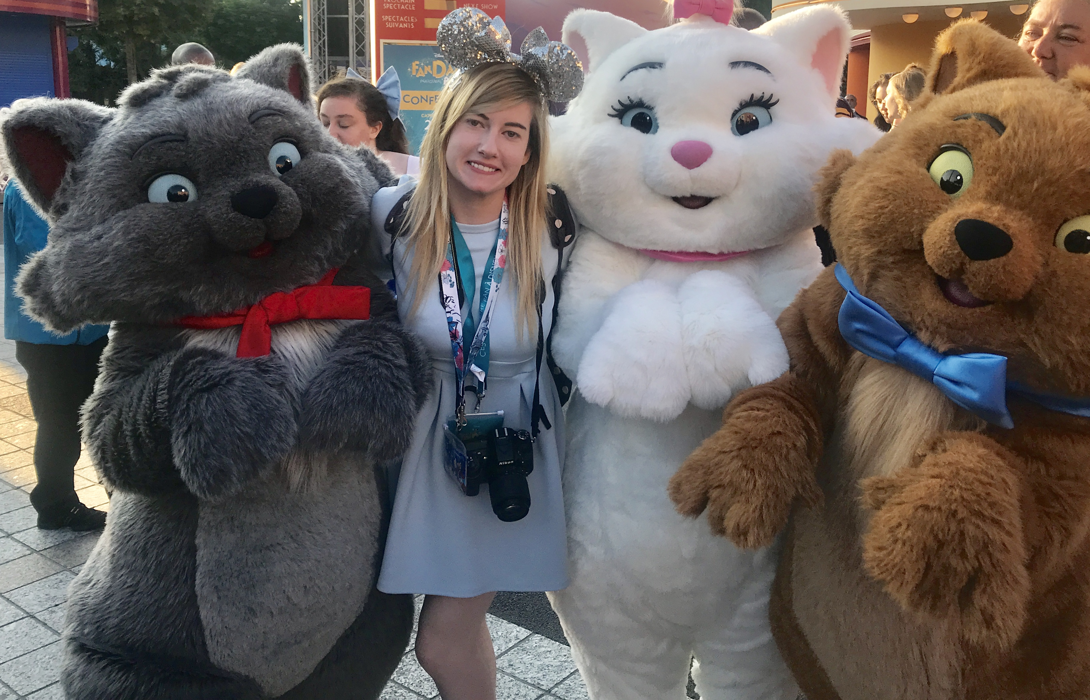 Arisotcats Disney FanDaze