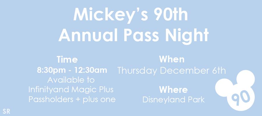 Mickey's 90th