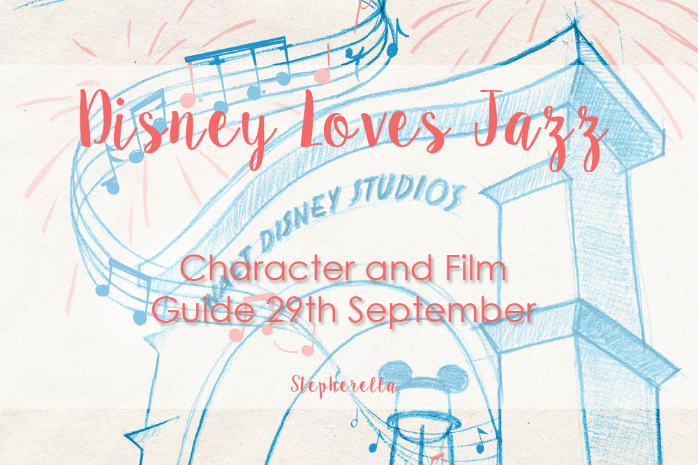 A Guide to Disney Loves Jazz!