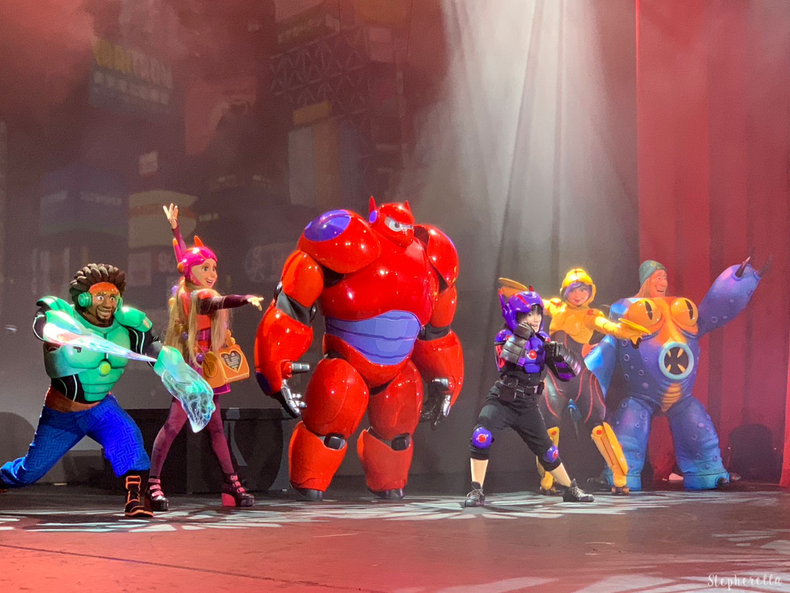 Big Hero 6 Disneyland Paris Halloween Soiree