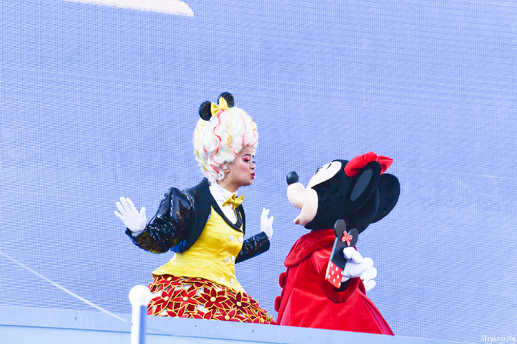 Betty Rose and Minnie