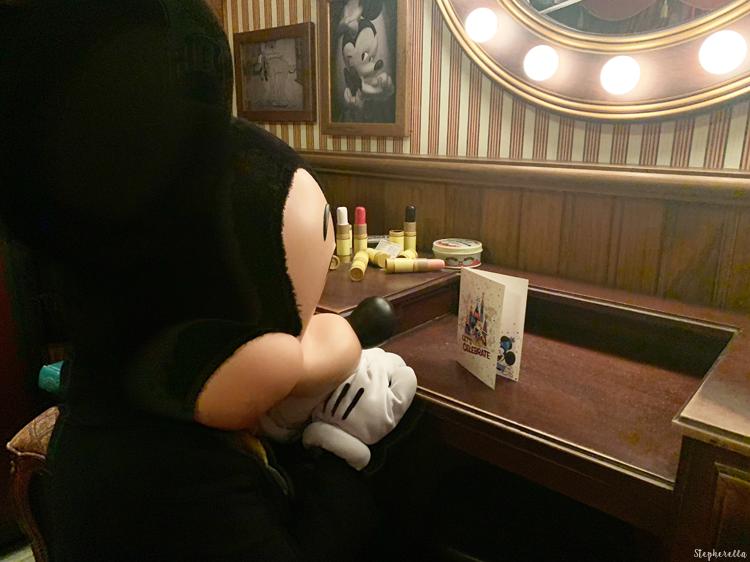 Mickey Birthday Card