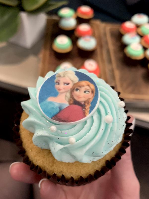 Ocean Florida Disney Cupcakes