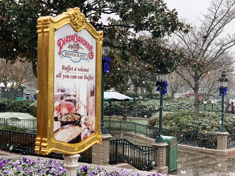 Plaza Gardens Breakfast Character Dining Review – Disneyland Paris