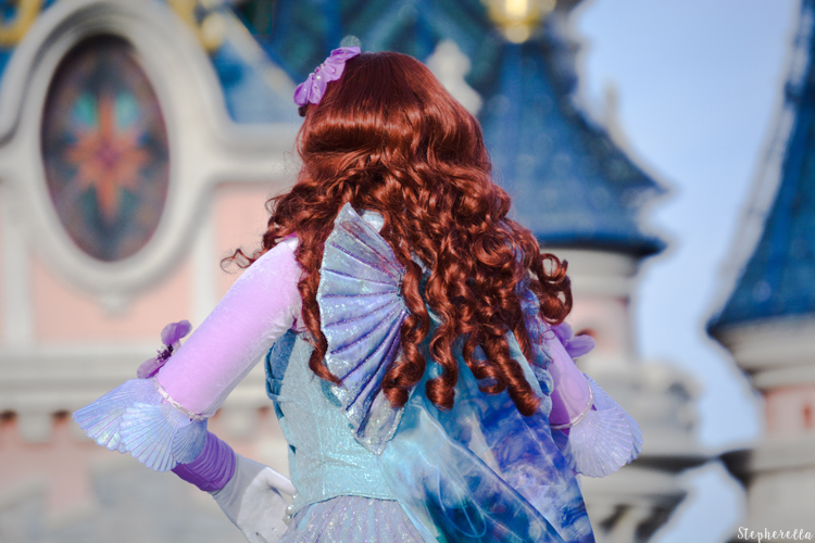 Pirates and Princess Festival Ariel
