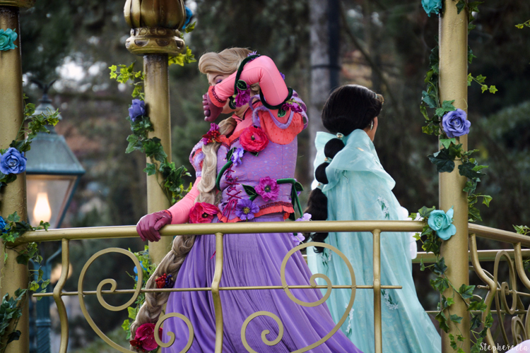 Pirates and Princess Festival Rapunzel