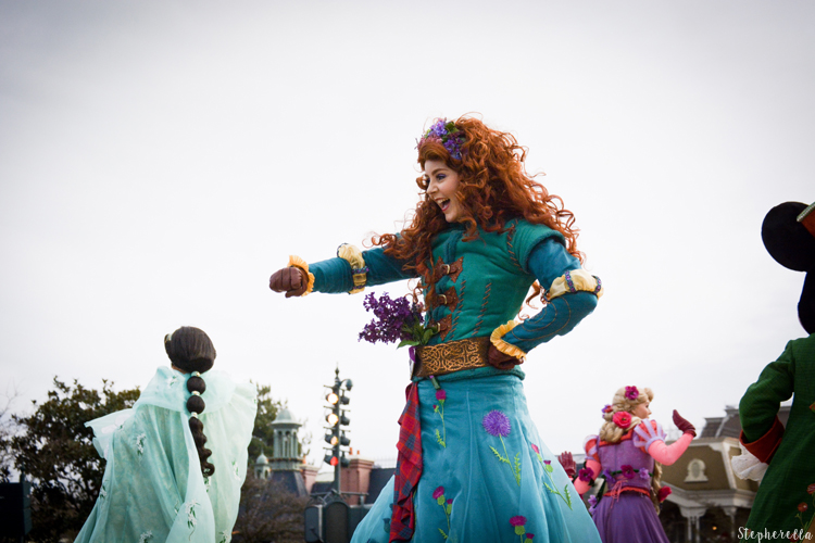 Pirates and Princess Festival Merida
