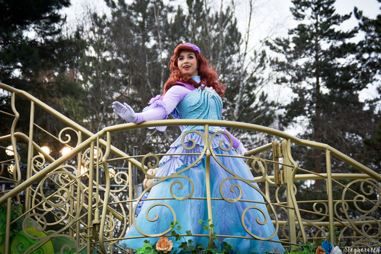 Pirates and Princess Festival Ariel New Dress