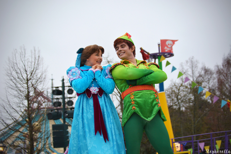 Pirates and Princesses Peter and Wendy