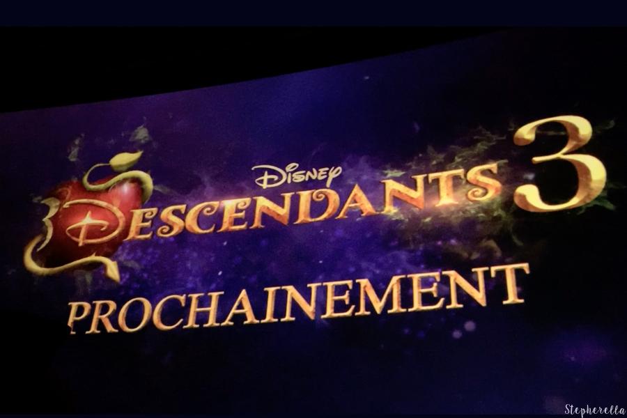 Descendants 3 Soirée Preview