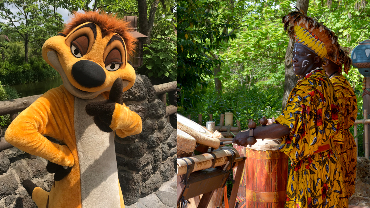 The Lion King's 25th Anniversary will be celebrated around Disney Parks this Summer