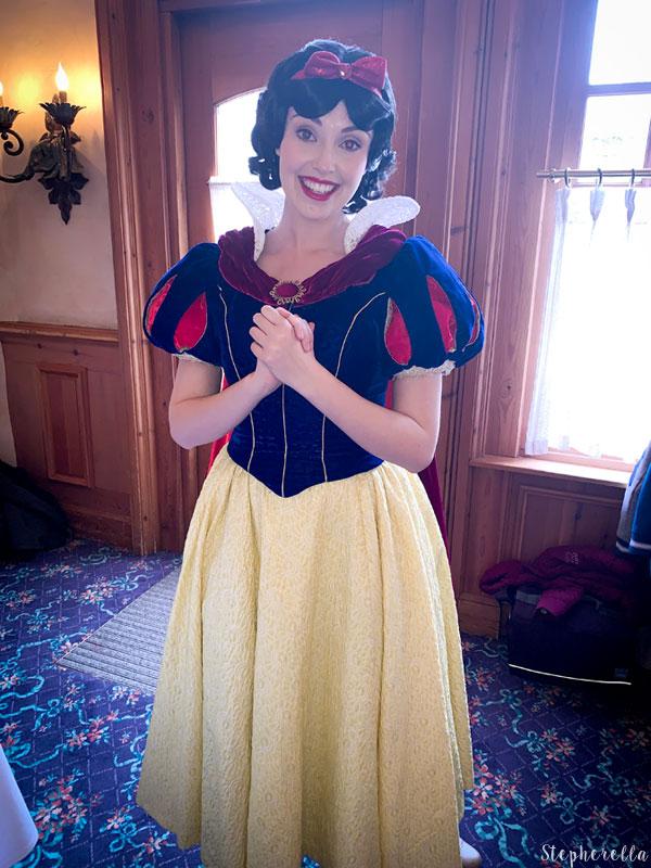Auberge de Cendrillon Snow White